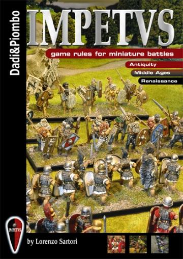 Impetus Rulebook -  Dadi and Piombo